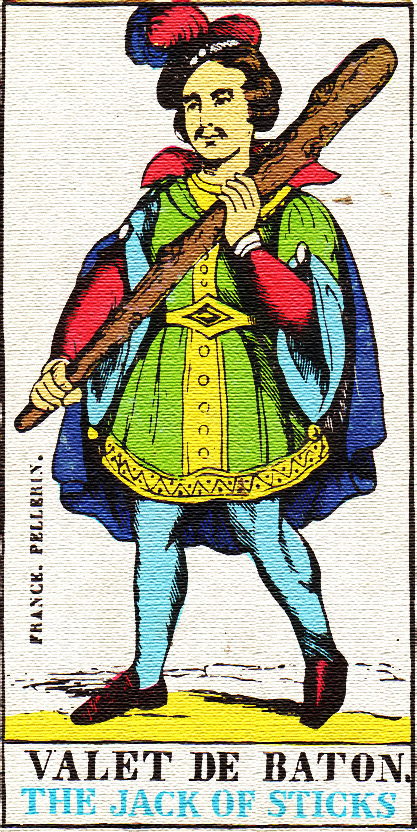 Prince of Wands - Tarot card meaning