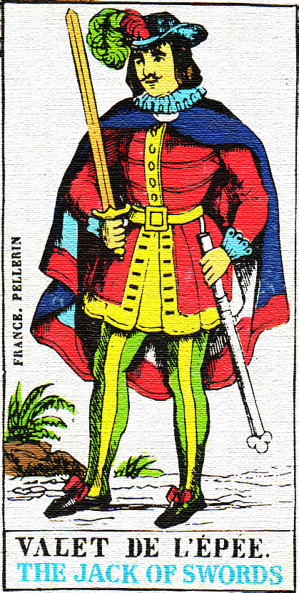 Prince of Swords - Tarot card meaning