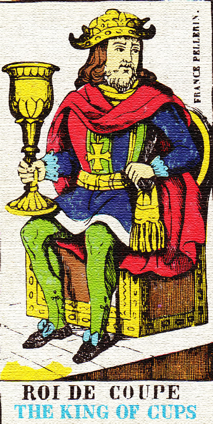 King of Cups - Tarot card meaning