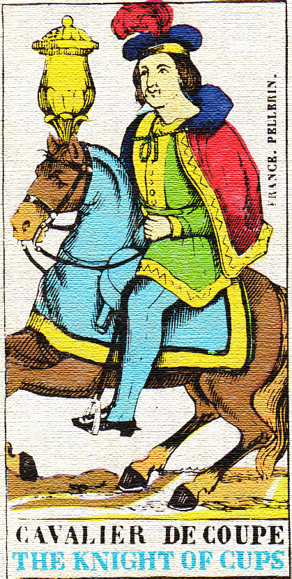 Knight of Cups - Tarot card meaning