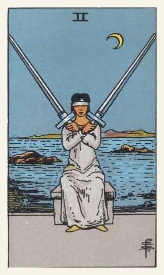 Swords – Celtic Cross Tarot Reading