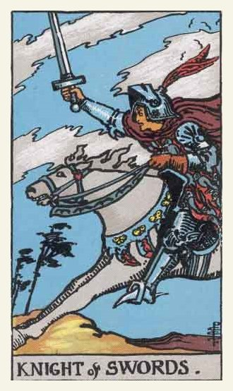 Swords – Tarot cards for the daily reading